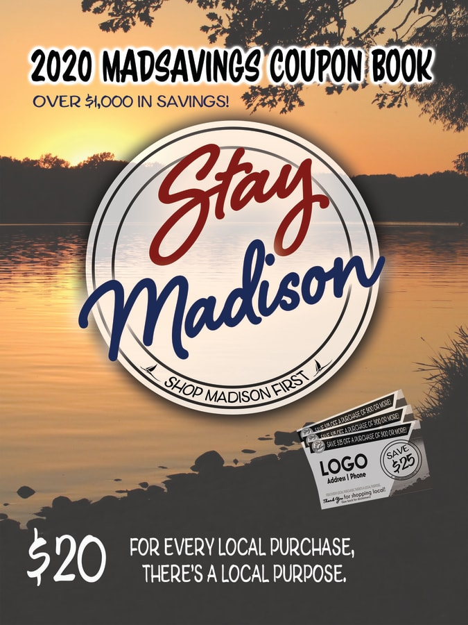 MadSavings Coupon Book