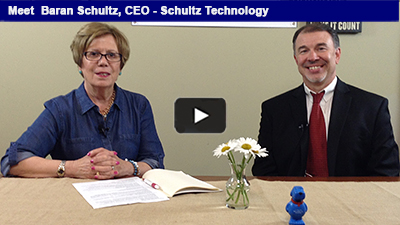Meet Schultz Technology is your One Stop Technology Shop for residential and commercial needs!