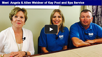Kay Pool and Spa has been in the business of pool and spa service for over 35 years, operating as a successful family business in Berks!