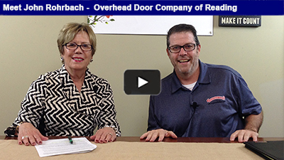Much more than just doors, Overhead Door is a leader in its industry and a respected brand. John Rohrbach shares the company story