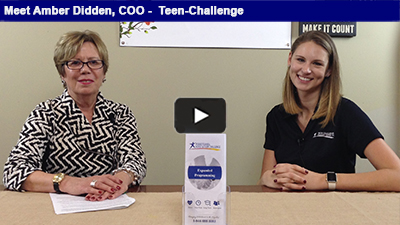 Teen Challenge breathes hope and restoration into the healing process for its clients. Learn more about this program with Amber Didden, COO.