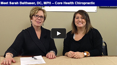 Through specialized and gentle corrective care, Core Health Chiropractic is meeting the needs of the entire family!