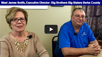 Would you join a mentoring program to impact a child for life? Find out more in this interview with Big Brothers Big Sisters Berks County Executive Director, James Smith.