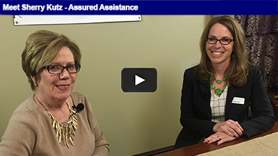 Assured Assistance is providing flexible, compassionate care to families across Berks County – hear more in this interview with Sherry Kutz!