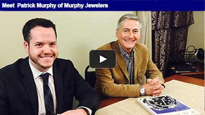 Started in 1913 by Frank J. Murphy going door-to-door on a horse and buggy, Murphy Jewelers has grown to three award-winning stores! Now in its third and fourth generations of family ownership, Patrick Murphy remains committed to excellence in service and customer experience!