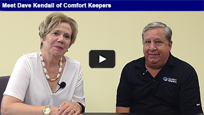 Comfort Keepers provides in-home senior care, elder care, and so much more – all with a very personalized approach and compassionate customer assistance! Learn more with Dave Kendall in this episode of Member Spotlight.