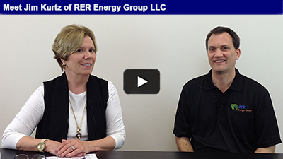 RER Energy is a regional leader in renewable energy, educating their clients on the best ways to save costs and become more efficient and renewable! Tune into the interview with Karen Marsdale, Chamber President and RER President, Jim Kurtz.