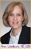 Ann Wellock, RD, LDN