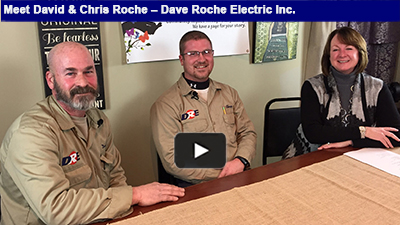 Meet father and son duo, Dave & Chris Roche, of Roche Electric – there is certainly a dynamic spark between them! SHOW MORE