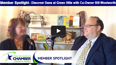 Bill Woolworth, Co-Owner of Dans at Green Hills