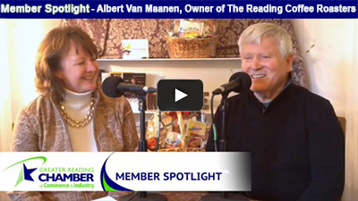 Member Spotlight - Albert Van Maanen, Owner of The Reading Coffee Roasters
