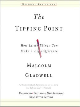 The Turning Point, Malcolm Gladwell