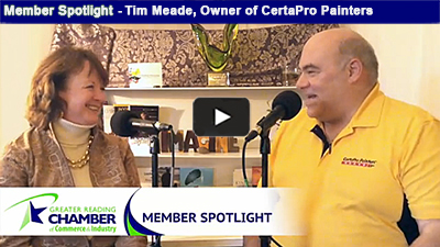 Tim Meade, Owner of CertaPro Painters, discusses owning a franchise and his personal path to success.