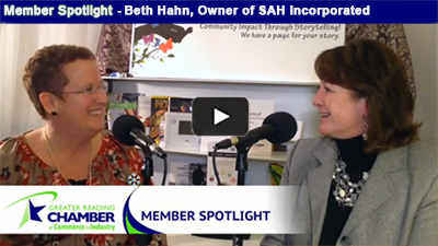 Tune in for an interview with Berks County native and SAH Incorporated Owner, Beth Hahn, as she discusses the evolution of the company's business model, growing from a do-it-yourself retail store to a full-service residential and commercial alarm company.