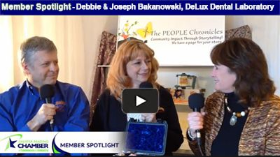 Debbie and Joseph Bakanowski of DeLux Dental Laboratory break the mold in providing dental restorations, products and services in Berks and beyond! .