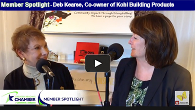 Kohl Building Products was founded on Harry Kohl's high code of ethics, and grew with his grandson, Jim Kohl's, vision – expanding to 9 locations between PA and MD. Hear from Deb Kearse about their mission to connect people to products!.