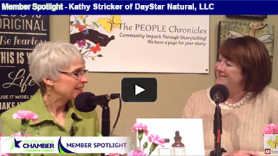 Kathy Stricker is passionate about holistic approaches to common conditions – learn more here!