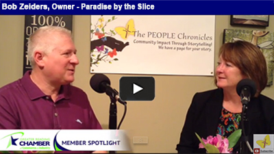 Pizza, craft beer, and karaoke – oh my! Bob Zeiders goes way beyond pies at Paradise by the Slice!.