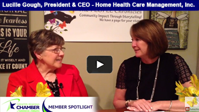 Home Health Care Management provides access to at-home and community-based healthcare services!