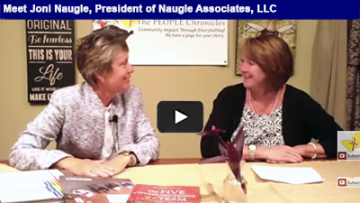 Joni Naugle is developing leaders to perform at their highest level of potential - hear how she's doing it!