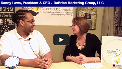 Danny Laws, DaBrian Marketing Group, provides cutting edge digital marketing solutions with the data to back it up!