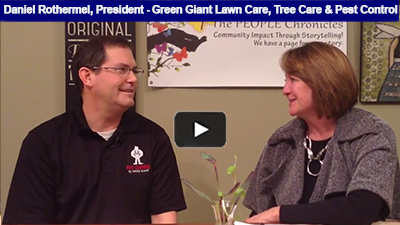 From weeds to critters, Green Giant Lawn Care & Pest Control is here to keep your home pest-free!