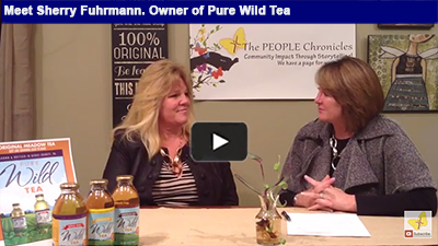 Pure Wild Tea has been passed down through six generations of PA Dutch heritage - keeping it classic and refreshing!