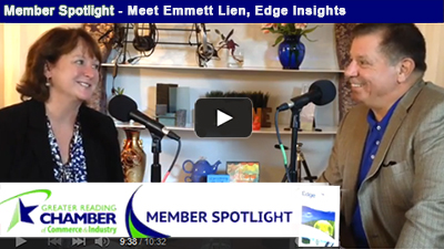 Member Spotlight - Emmett Lien, President of Edge Insights