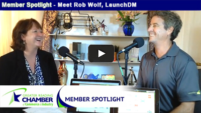 Member Spotlight - Rob Wolf, Creator and Founder of LaunchDM