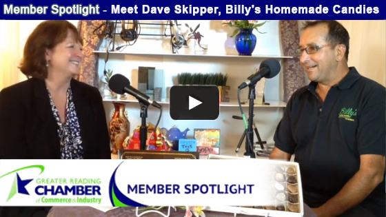 Member Spotlight - Dave Skipper, Owner of Billy