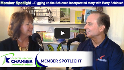 "Member Spotlight - ""Digging up"" the story behind Schloch Incorporated with Barry Schlouch"