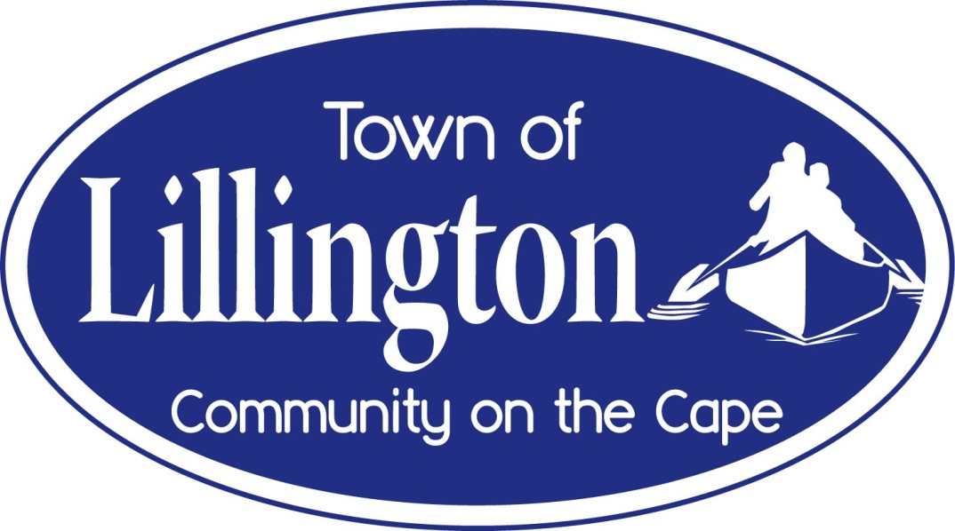 Town of Lillington Logo
