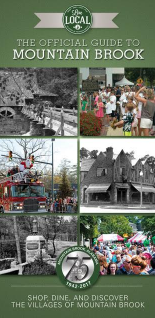 Click here to view the 2018 Guide to Mountain Brook!