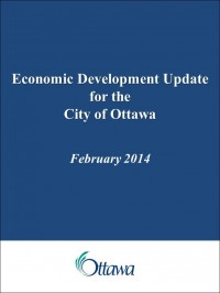 Economic Development Update for the City of Ottawa