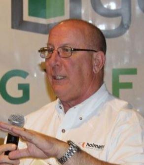 John Freeburger, Vice President of Manufacturing, Holmatro USA