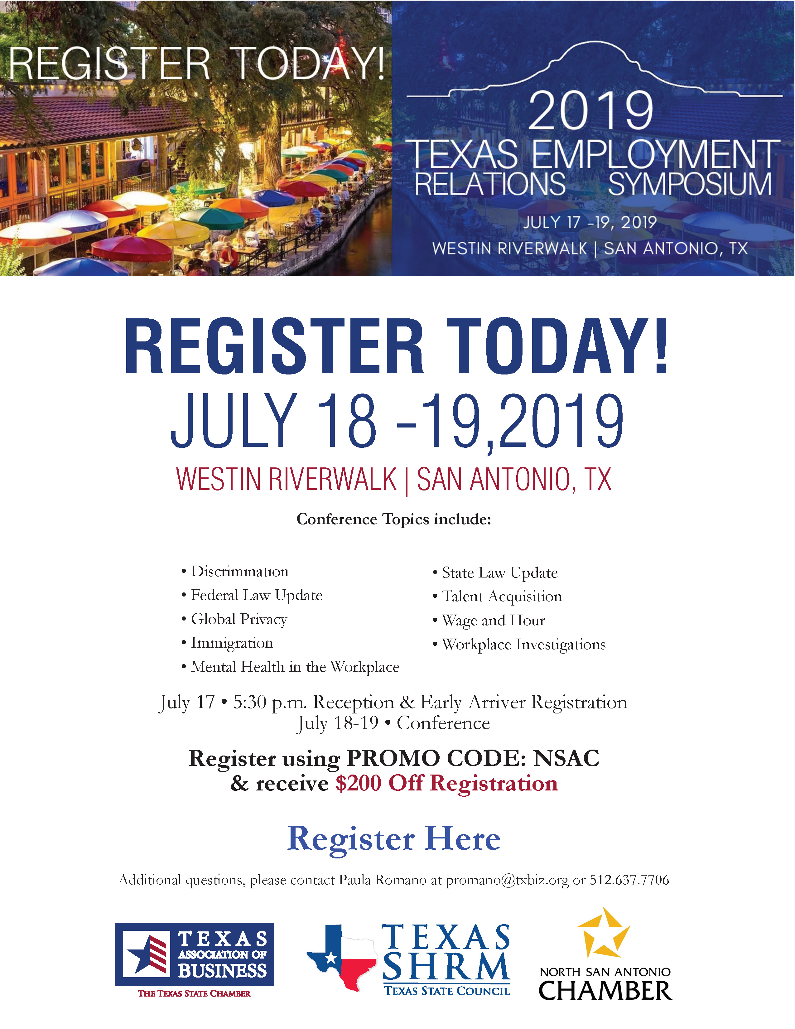 TX Employment Relations Symposium