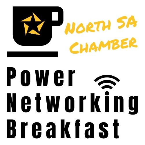 North SA Chamber Networking Breakfast Logo