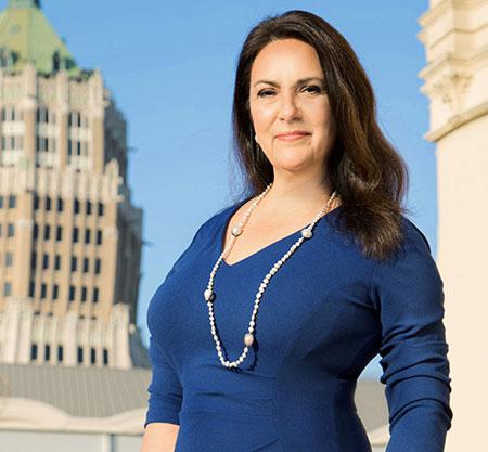 Cristina Aldrete - North San Antonio Chamber - President and CEO