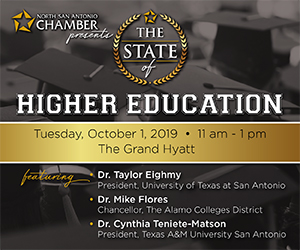State of Higher Education, October 1