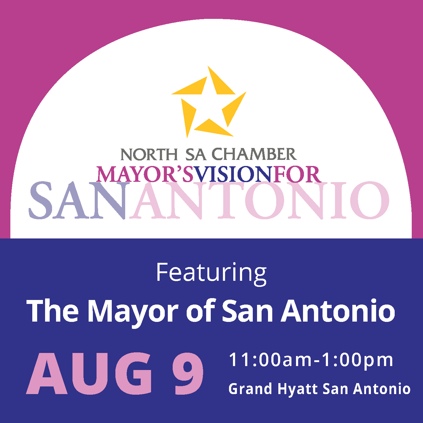 Mayors Vision, August 9