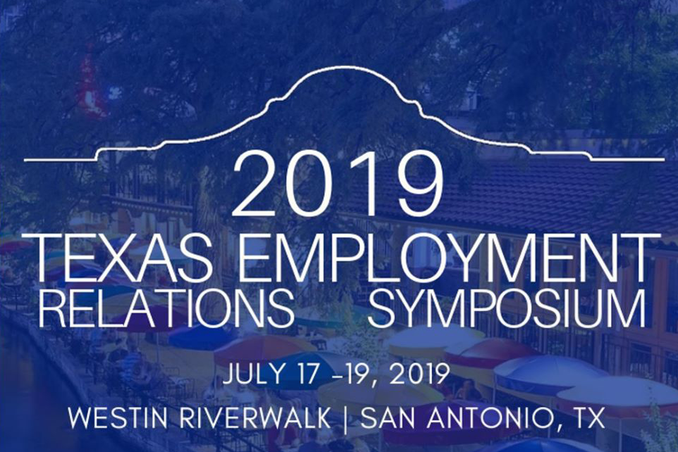 Texas Employment Symposium