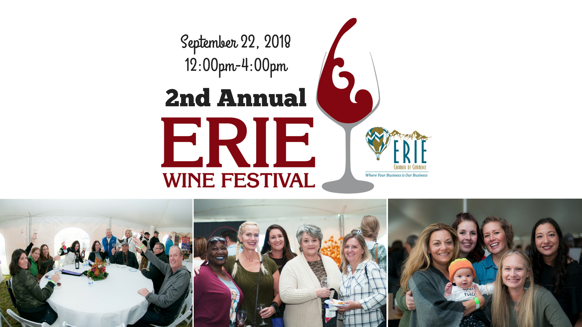 2nd Annual Erie Wine Festival