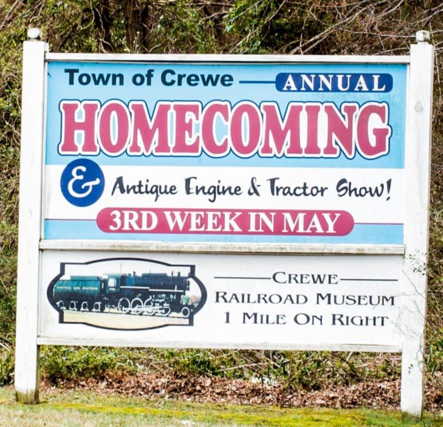 CREWE HOME COMING 2019