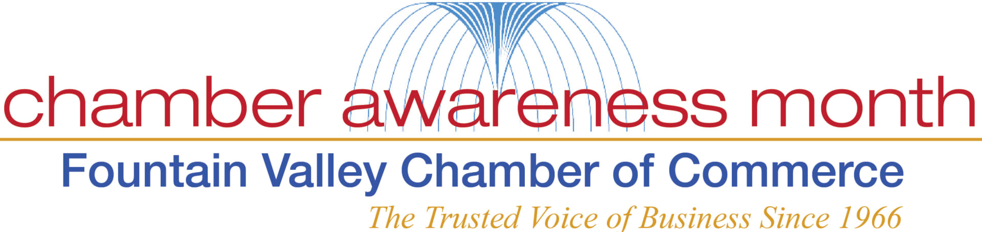 Chamber awareness month