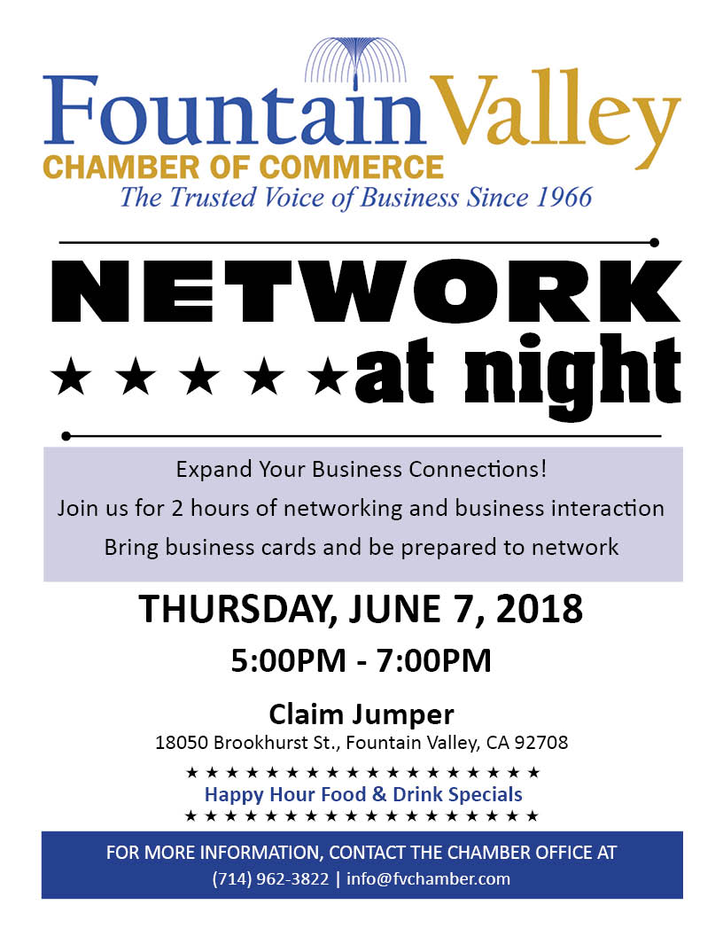 Network at night june 7