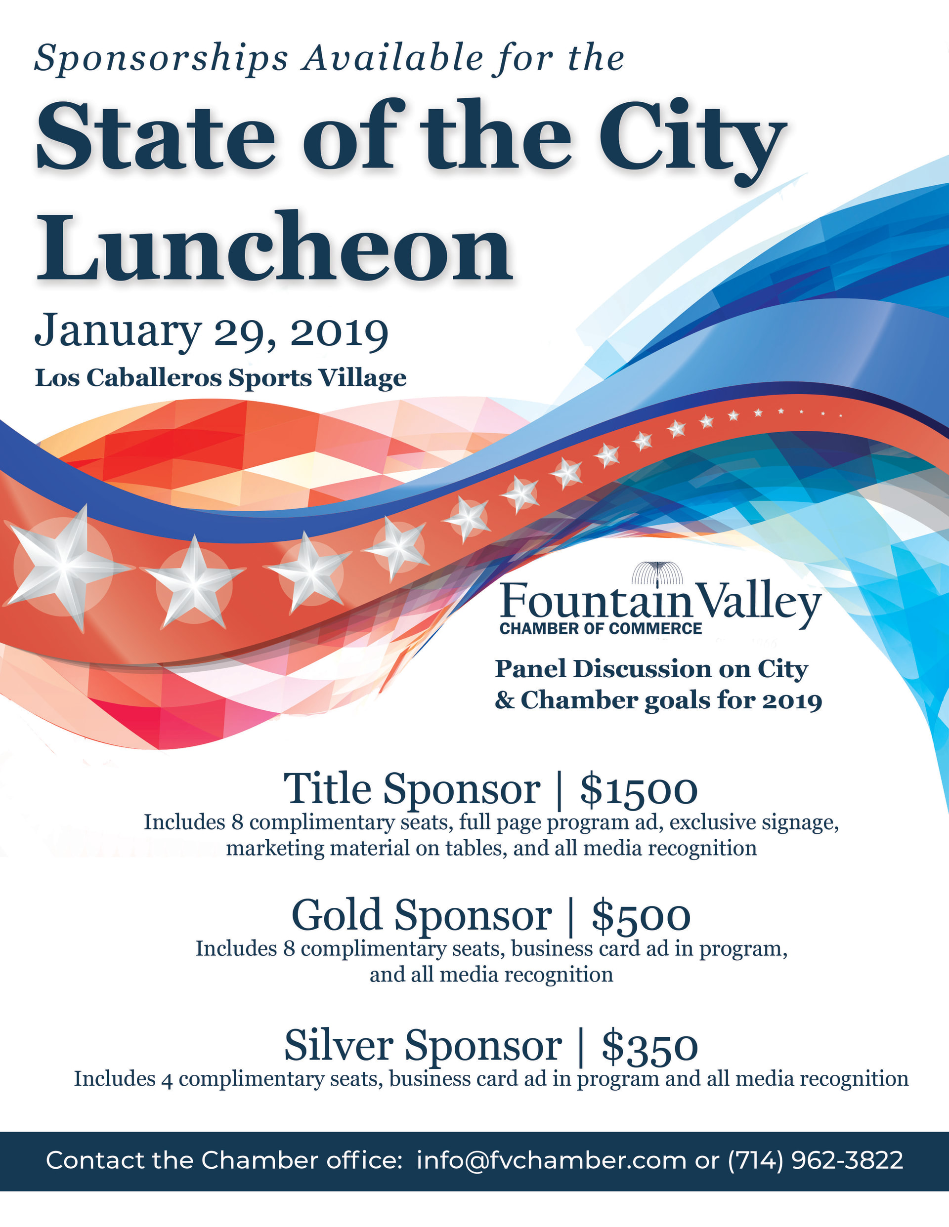 State of the City Luncheon