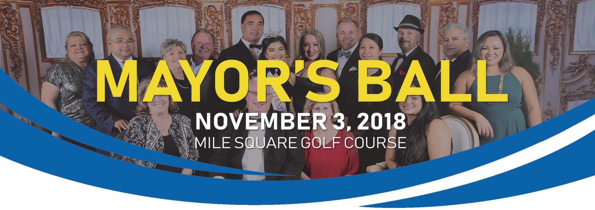 2018 Mayor's Ball
