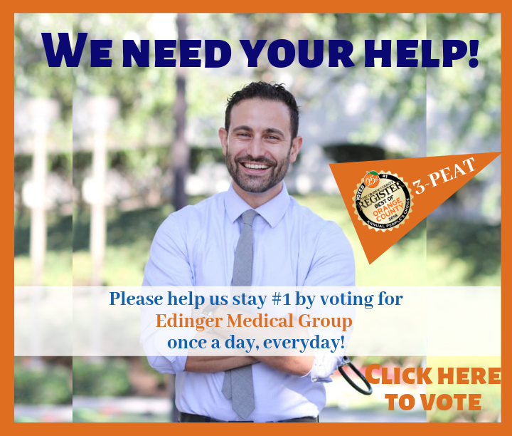 Vote for Edinger Medical