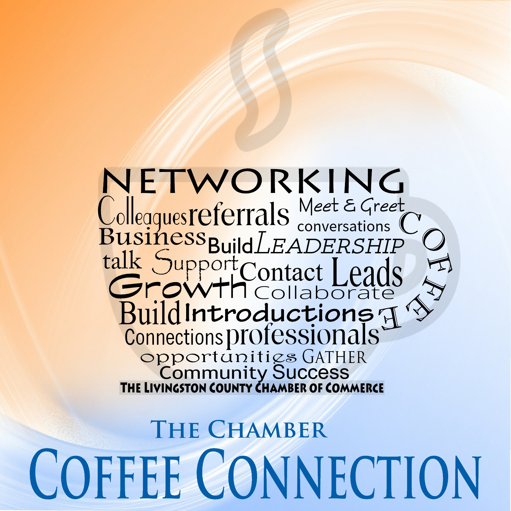 Chamber Coffee Connection, Networking, Livingston County Chamber of Commerce