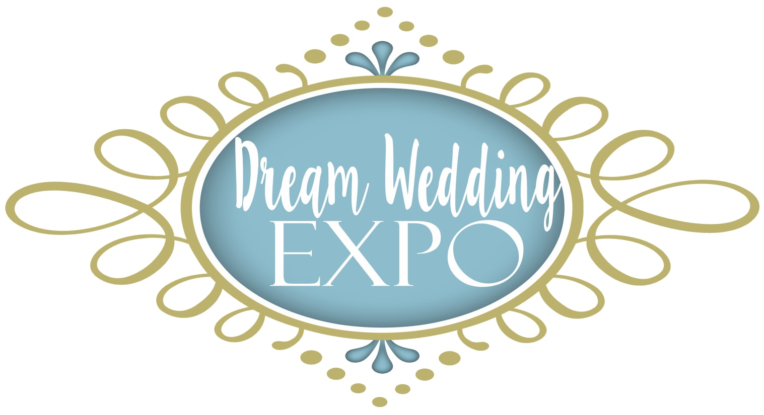 Livingston County Chamber of Commerce & Tourism's Dream Wedding Expo Logo, Bridal Show